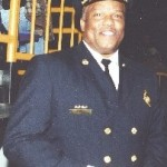 Deputy Chief Charles Coyle, Fire Marshall for the city of St. Louis